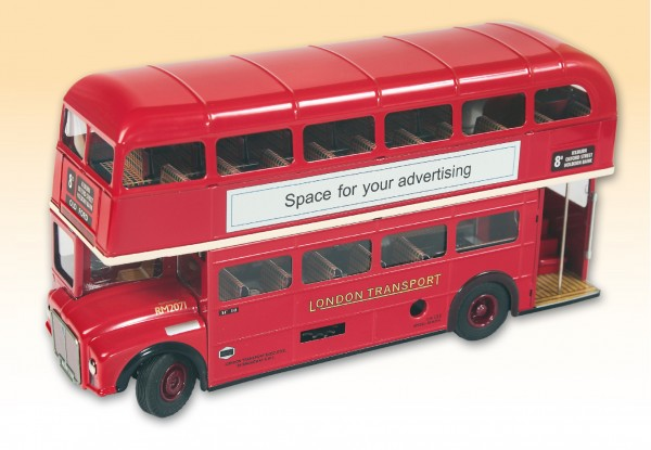 KOVAP Neuheit 2018 London Bus Doppeldecker Bus Routemaster RM 5 Blechspielzeug