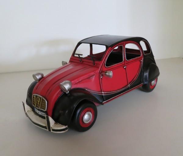 citroen 2cv modell automodell modellauto ente. Black Bedroom Furniture Sets. Home Design Ideas