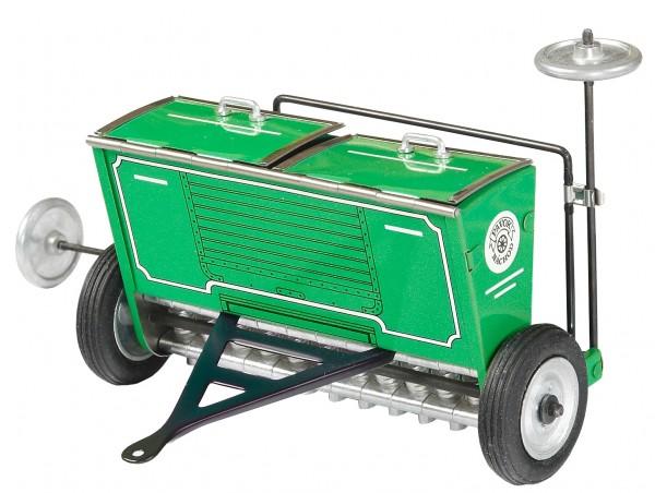 KOVAP Sämaschine für Traktormodell Ansicht links